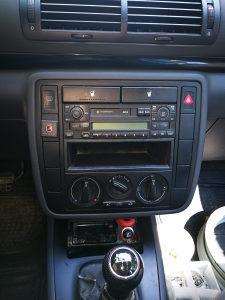 VW Sharan 2.0 Plin
