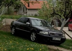 Audi A8 S8 facelift