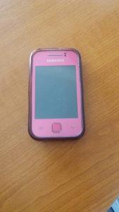 Samsung Galaxy s5360,pink,ispravan
