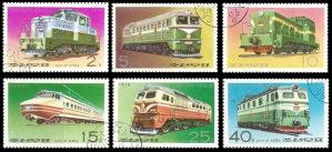 KOREA 1976 - Poštanske marke - 01336