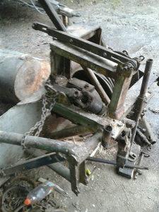 Vitlo za traktor imt