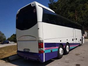 Prijevoz putnika , iznajmljivanje autobusa i minibuseva
