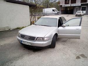 Audi a8 sline 4.2 plin