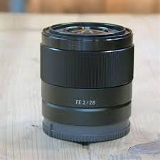 Sony FE 28mm f/2.0 skoro nov. Nije fixno!