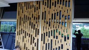 Zidne drvene obloge