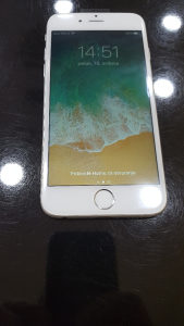 Iphone 6 64GB Silver Sim Free