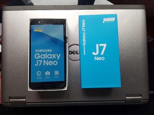 Samsung Galaxy J7 Neo -2017- Duos Black