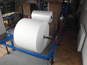 Masina za izradu natron vreca od 5 do 50 kg.