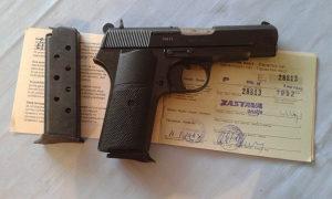 Pištolj M88 cal 9 mm