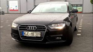 Audi A4 2013. 2.0 TDI