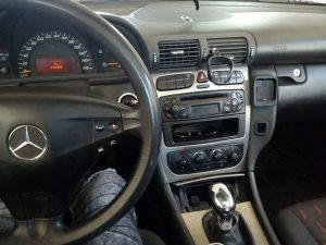Mercedes-Benz CL 180 plin