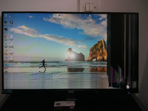 "Monitor 24"" AOC IPS"