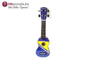 Soprano ukulele UK-51BF 51cm sa torbom