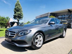 Mercedes-Benz E 220 d 4 MATIC 2017 god.  Cijena sa PDV