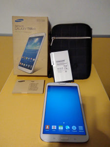 Samsung Galaxy tab3 203.1 mm (8.0) wxga super clear LCD