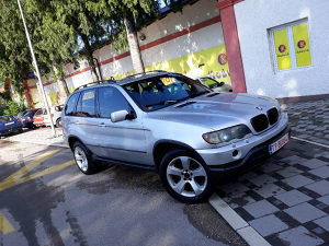 BMW X5 3.0d 135kw 2001god