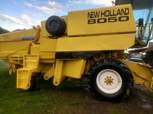 Konbajn New Holland 8050