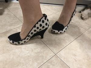 Irregular choice Stikle cipele br. 40