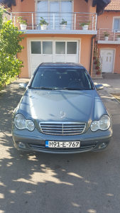 Mercedes-Benz c200 Facelift
