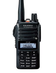 YAESU FT-25E  VHF (novi model)