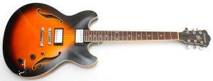 Ibanez AS73BS Električna gitara
