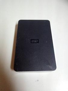 Externi disk Cloud WD 500 GB