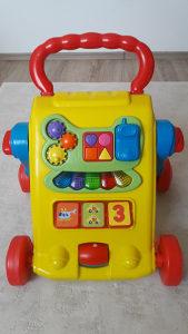 Igracka za bebe HODALICA/ GURALICA