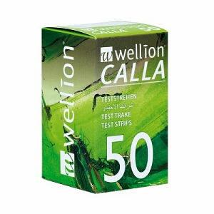 Trakica Mjerenje šećera Wellion