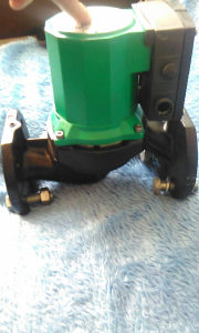 Wilo pumpa za centralno grijanje 400v
