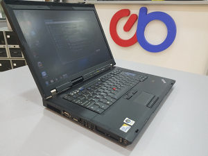 Laptop Lenovo R500 docking gratis
