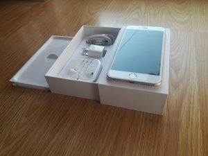 IPhone 6 PLUS 16Gb gold verzija