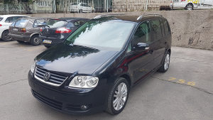 VW TOURAN 1,9 TDI HIGHLINE 2006 GODINA TEK UVEZEN