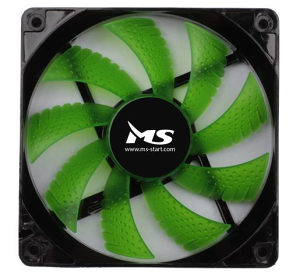 COL CAS MSI PC COOL LED 12CM FAN