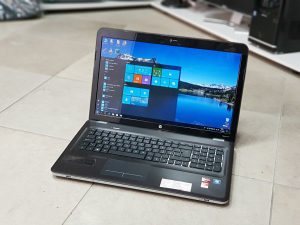 "Laptop HP Pavilion DV7 17.3""/QuadCore/4 DDR3/500GB"