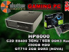 AKCIJA GAMING PC HP8000