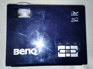 BenQ MP721c DLP Projector