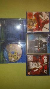 PS4 igre (zamjena)