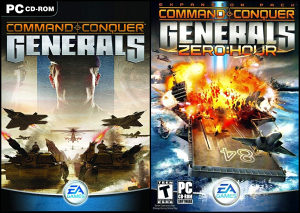 COMMAND & CONQUER: GENERALS + ZERO HOUR  PC