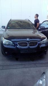 Dijelovi BMW 535D E60 M PAK,HEDUP,