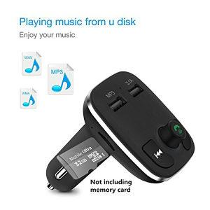 USB Mp3 Bluetooth Transmiter Transmitter za auto