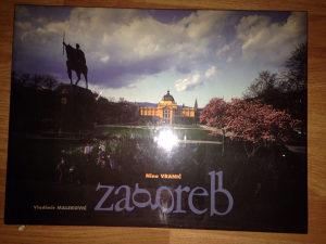 Zagreb fotomonografija / Nino Vranic