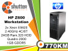 HP Z600 Workstation V8