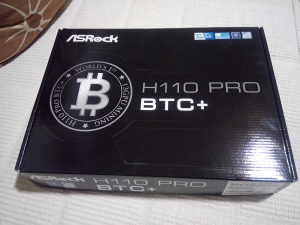 ASRock H110 PRO BTC
