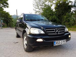 Mercedes-Benz ML 270 MOŽE ZAMJENA