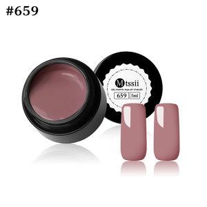 Gel Paints Soak-off Dark Beige UV/LED gel 5ml 659