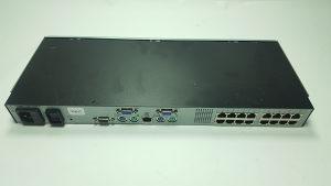 Dell 0RP163 PowerEdge 2160AS 16 Port KVM Switch