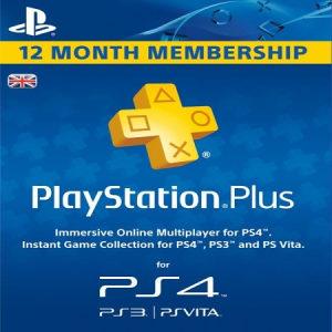 PSN Playstation Plus 365 Days Engleska (7131)