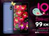 Leagoo Z6 - 4,97 incha   1GB+8GB   2+5mpx   Dual Sim