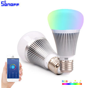 Sonoff B1: WiFi LED-RGB smart home pametna Lampa