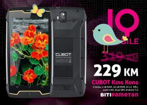 Cubot King Kong | 2GB + 16GB| 13 Mpx| 4400 mAh | IP 68